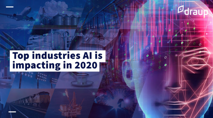 Impact of AI on Top Industries – 2020 & Beyond