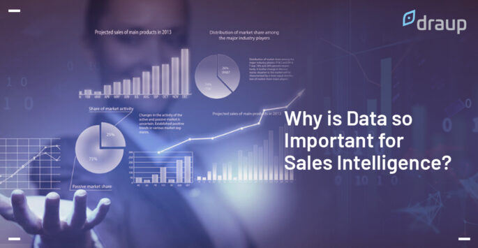 Why is Data so Important for Sales Intelligence?