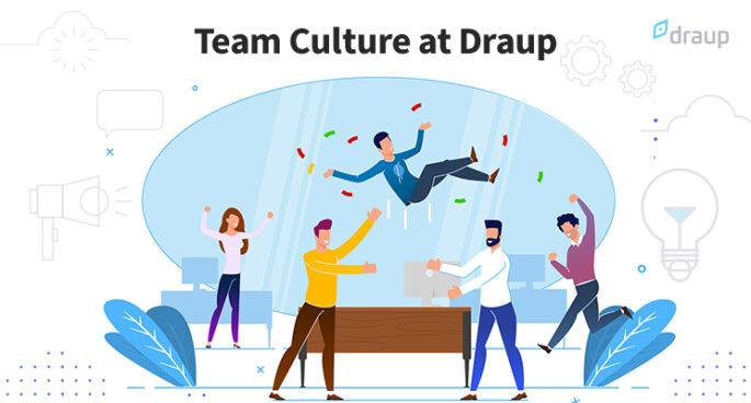 Team Culture At Draup