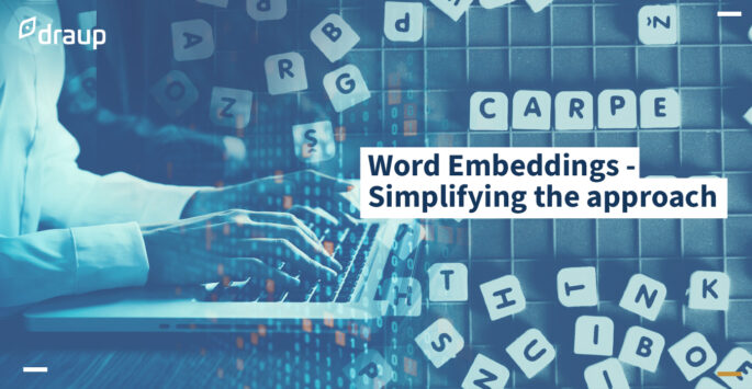 Word Embeddings — Simplifying the approach