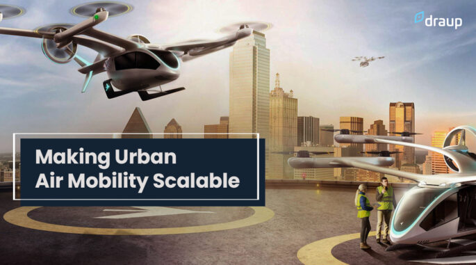 The Air Mobility Business Model is Taking Off: Opportunities for Investors and Tech Players