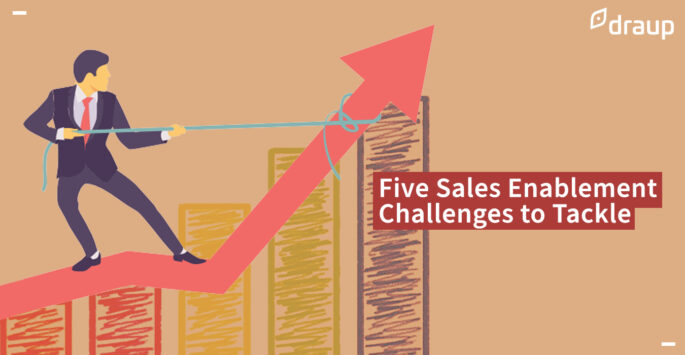 Five Sales Enablement Challenges to Tackle in 2021